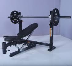 Olympic Bench Press Equipment Powertec Fitness Workbench Olympic Bench Wb Ob15
