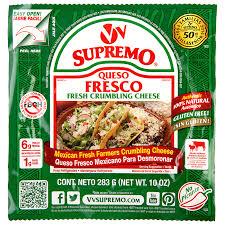 v u0026v supremo queso fresco 10 oz meijer com
