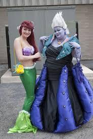 Mermaid Halloween Costume Adults 63 Ursula Costume Images Costumes Halloween