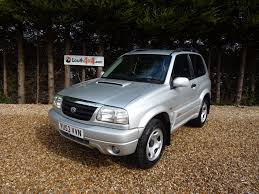 used suzuki grand vitara cars for sale motors co uk