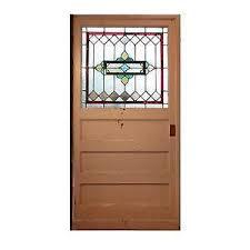 glass panels for front doors stained glass door ebay