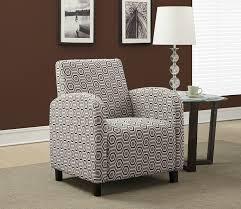 Grey Accent Chair Amazon Com Monarch Specialties Grey Earth Tone