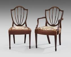 Pattern Chairs Wheat Pattern Dining Chairs