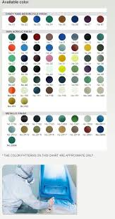 bosny spray paint color chart spray paint faq s in my own style