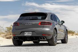 porsche turbo macan porsche macan turbo with performance package is seriously fast