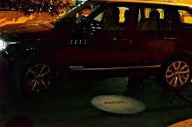 range rover welcome light cool porsche logo puddle lights porsche macan forum
