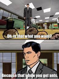 Archer Danger Zone Meme - bahaha classic tv and movies that i love pinterest