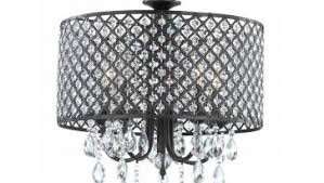 Antique Black Chandelier The Great Result From The Black Chandelier Lamp Clip On Miniature