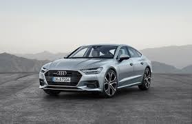 audi a7 parking audi a7 sportback introduced gets mild hybrid
