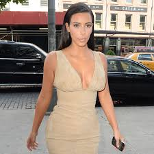 nude photos of kim kardashian kim kardashian in nude dresses video popsugar fashion