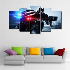 5piece art robocop the superhero from the future posters canvas