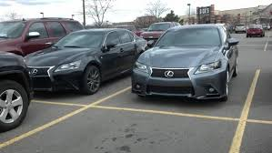 lexus ct200h vs f sport my gs f sport with fog lights and front lip vs stock gs f sport
