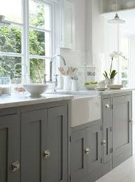 Painted Shaker Kitchen Cabinets 15 Great Storage Ideas For The Kitchen Anyone Can Do 3 Clean