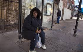 Next Thing You Know She Hit The Floor The Next Day Living Around Gun Violence Chicago Tribune