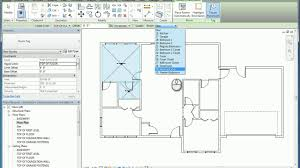 plans room revit room tags youtube