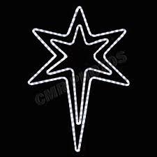 Lighted Christmas Star Display by Lighted Christmas Stars