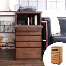 cabinet for router and modem livingut rakuten global market fax stand cabinet tree alder fax