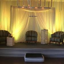 wedding backdrop linen centerpieces table linen backdrop wedding decorations make me