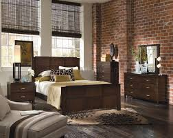 spencer home decor cappuccino finish spencer transitional bedroom by coaster