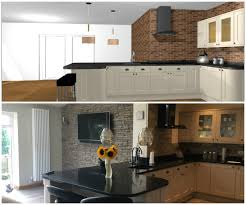 from design to reality this fairford cashmere kitchen with granite
