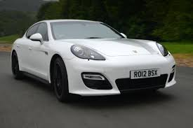 porsche hatchback black porsche panamera gts review auto express