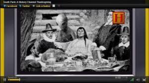 a history channel thanksgiving die gedankenecke