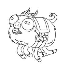 Top 20 Free Printable Monsters Inc Coloring Pages Online Coloring Scares