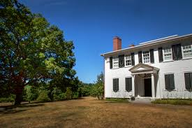 house plans to take advantage of view family matters restoring an historic landscape in concord ma above