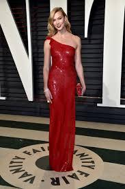 Vanity Fair Oscar Party Karlie Kloss In Naeem Khan At The Vanity Fair Oscar Party The