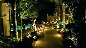 Kichler Led Landscape Lighting Sophisticated Led Landscape Lighting Astounding Low Voltage Led