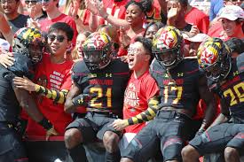 College Flag Football Btn U0027s Version Of U0027college Gameday U0027 Will Visit Maryland On Oct 14