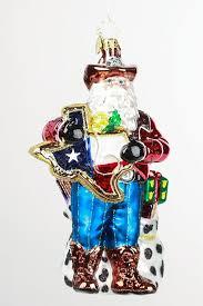 christopher radko santa ornament co op