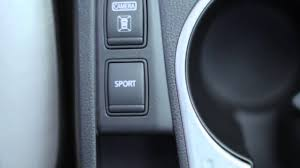 2013 nissan rogue sport mode youtube