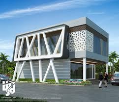 3d exterior design day renderings