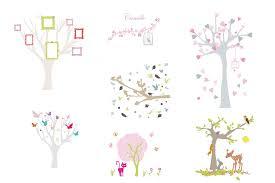 Stickers Arbre Pour Chambre Bebe by Pour Nos Loulous Dress Me And My Kids