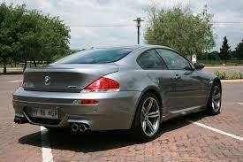 2007 bmw m6 horsepower m64me 2007 bmw m6coupe 2d specs photos modification info at