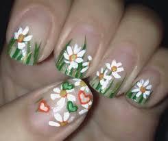 396 best nails flowers birds images on pinterest flower nails