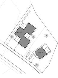site plans for houses gallery of 3 3 family houses endorfine office 36