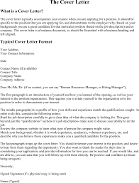 free resume cover letter exles resume cover letter what to include 10 best exles