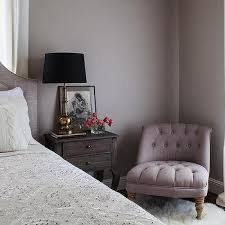 Purple Bedroom Design And Gray Bedroom Design Ideas