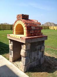 Backyard Brick Pizza Oven The Most