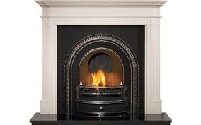 radley and bartello limestone fireplace