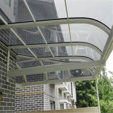 Metal Awnings For Front Doors Awning Roof Rain Protection Window Used Aluminum Awnings For Sale