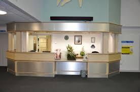 Bespoke Reception Desk Bespoke Work Stations Reception Counters Bespoke Reception