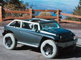 kaiser willys jeep jeep willys concept 2001 u2013 old concept cars