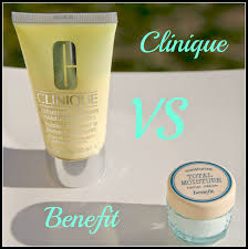 Clinique Skin Care Reviews Moisturizers Clinique Vs Benefit Cosmetics Melissygoose