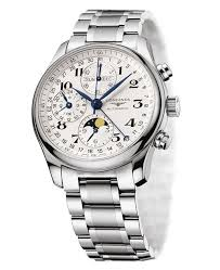 silver bracelet watches images Longines men 39 s master collection silver tone stainless steel tif