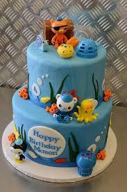 octonauts cake toppers octonauts cake jennywenny cakes
