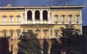 cortile palazzo farnese palazzo farnese di roma
