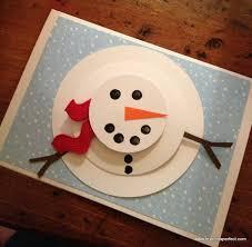 hand made christmas card christmas lights decoration